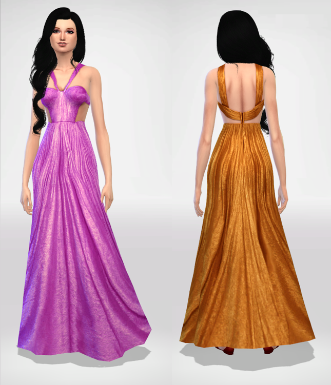 212 - Formal dress