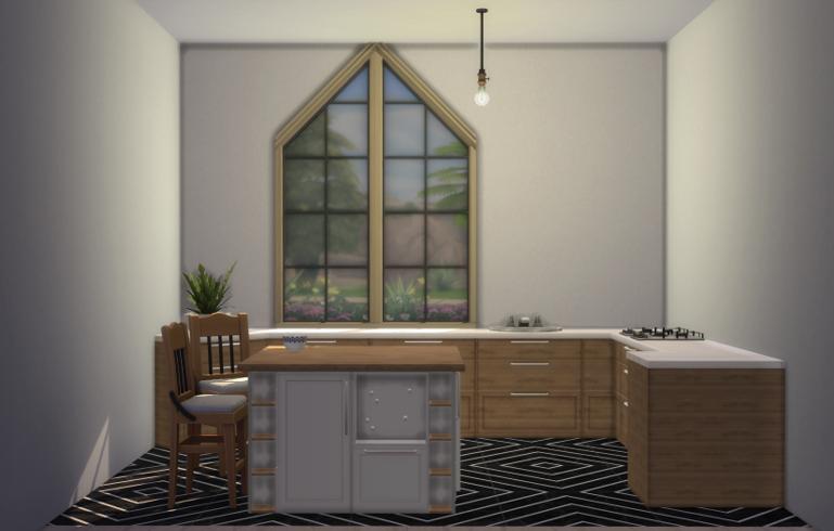 Kitchen Counter #1