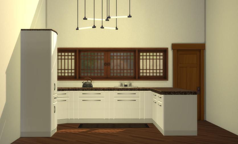 Kitchen Counter #2