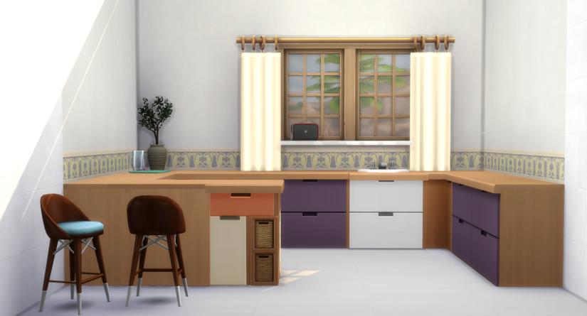 Kitchen Counter #3