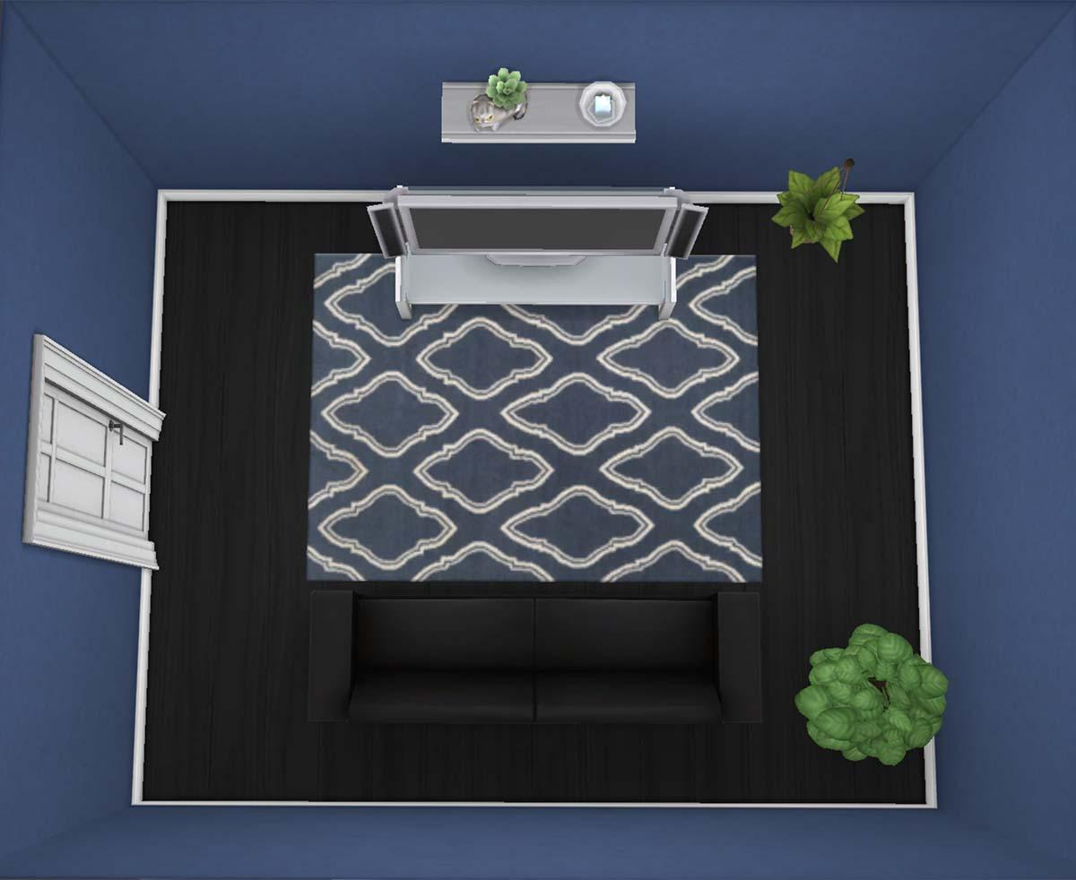 Maxis Match Hardwood Floors