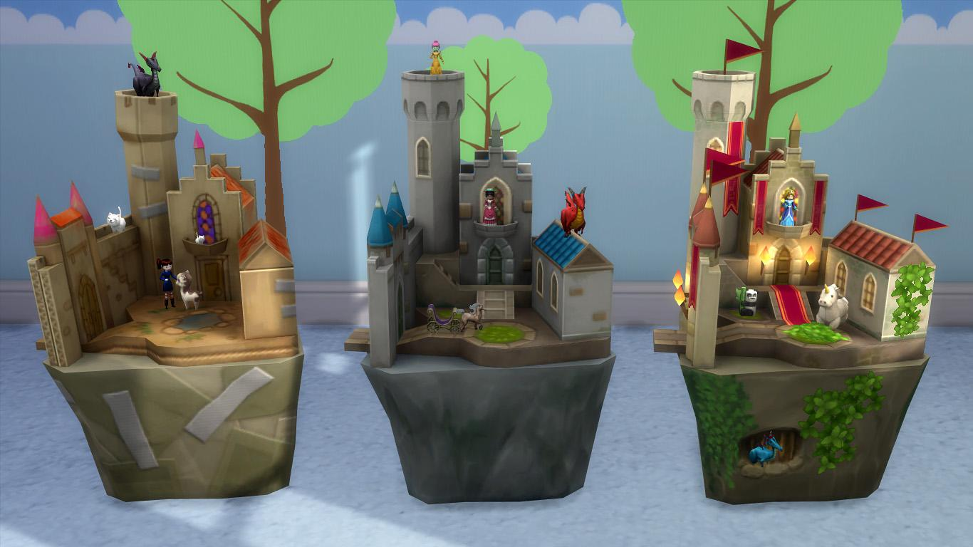 Castle Playsets