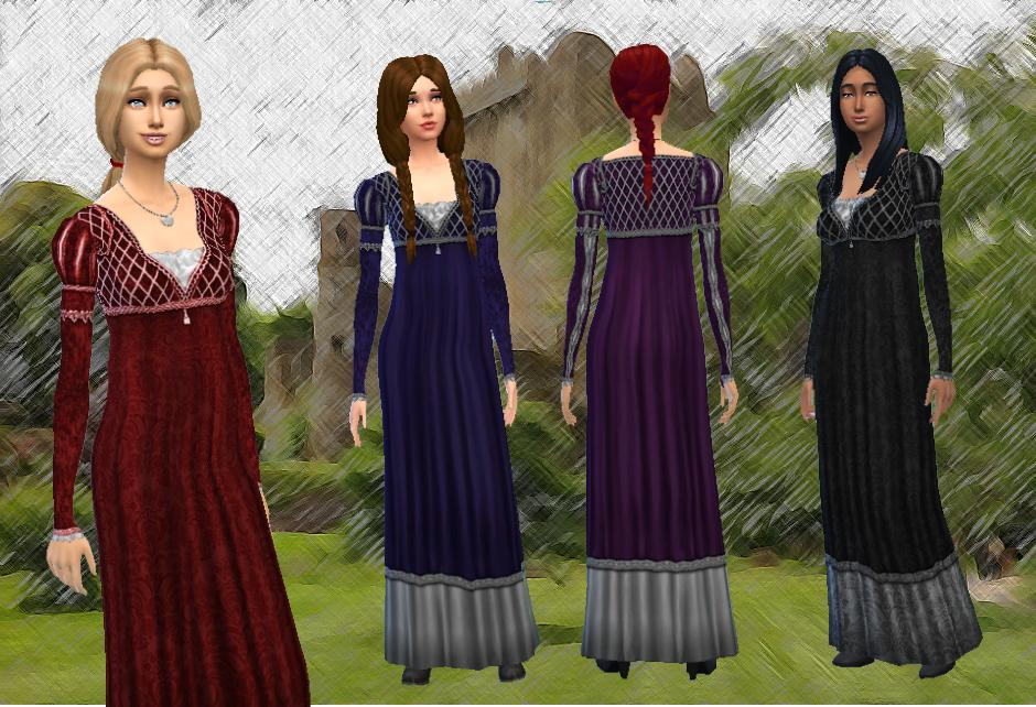 female clothes mod