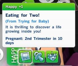 pregnancy mod