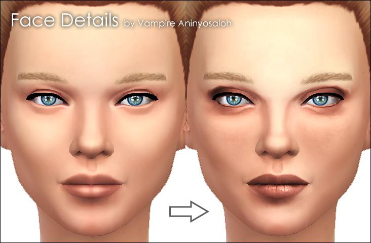 Face Details -face overlay-