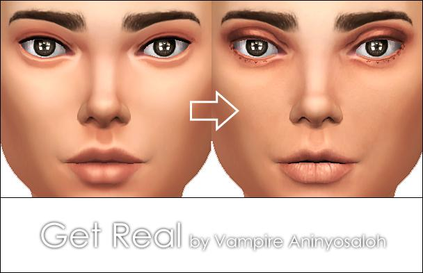 Get Real -face overlay-