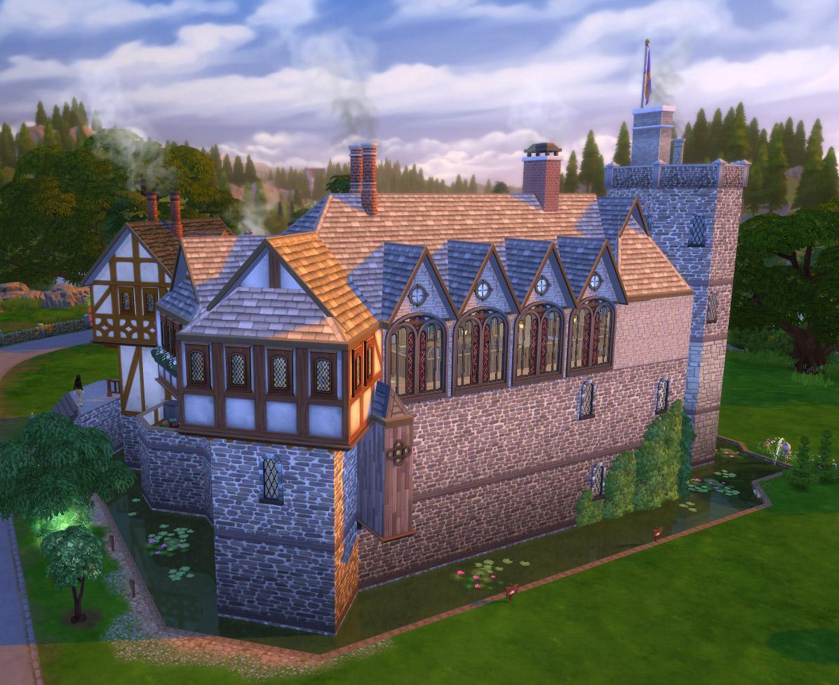Castle Stokesay/noCC, GTG needed.