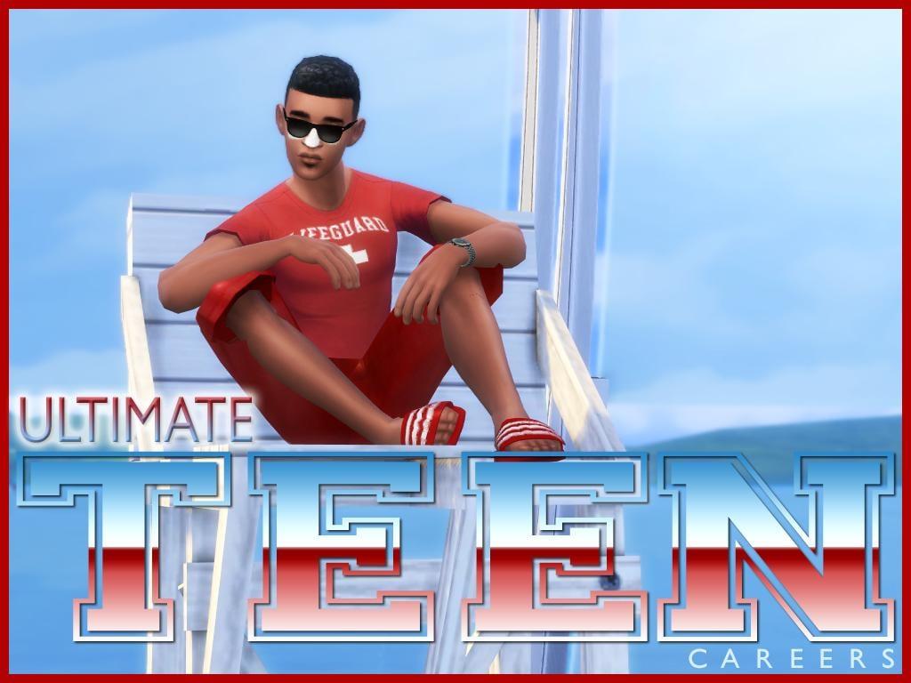 Ultimate Teen Career Set