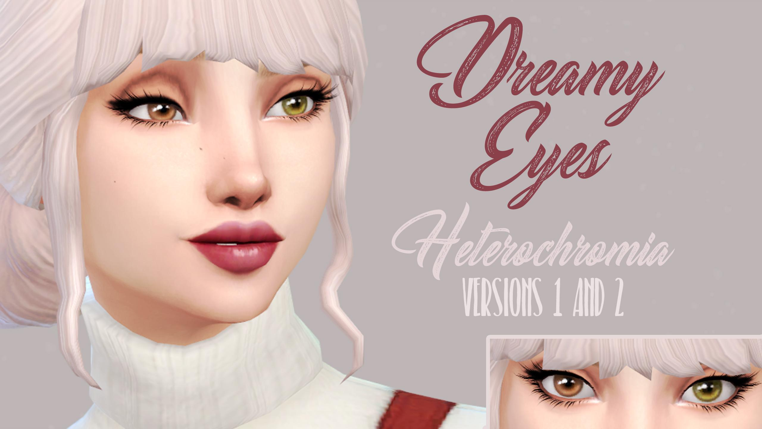 Heterochromia - Dreamy Eyes