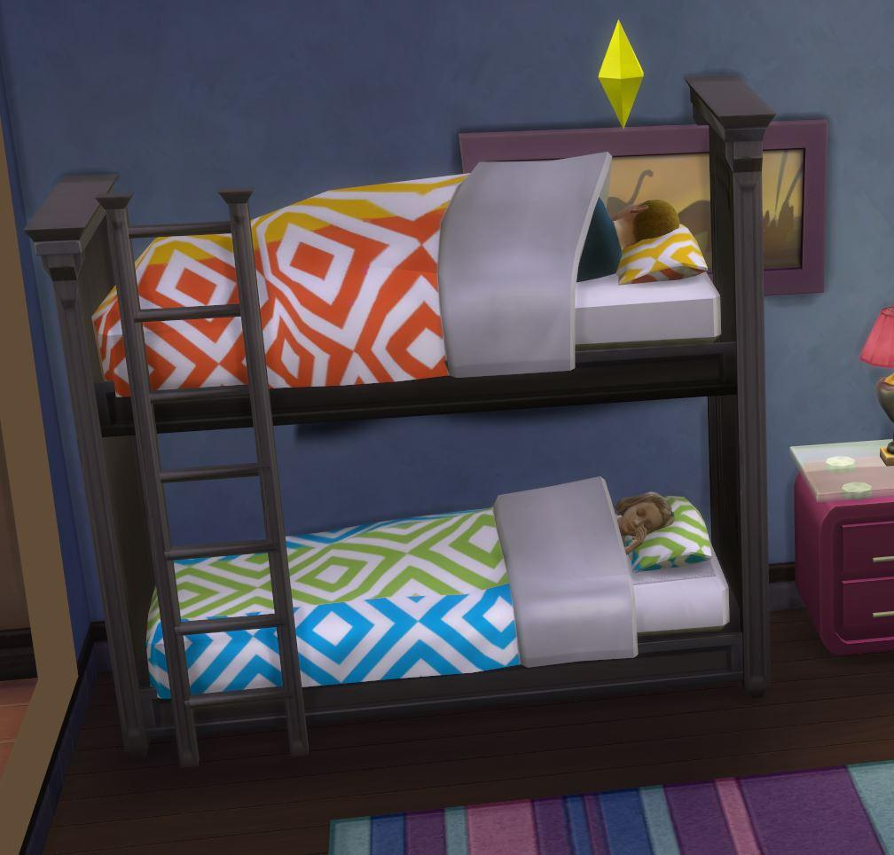 Functional Bunk Bed! - Fixed April 2015