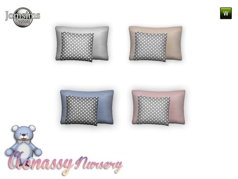 acnassy nursery cushion for rocking chair