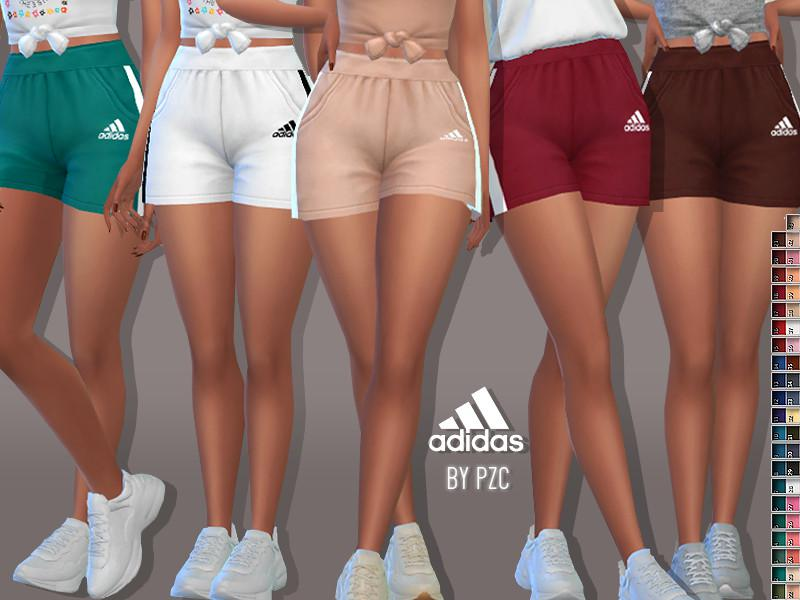 Adidas Athletic  Shorts 9010