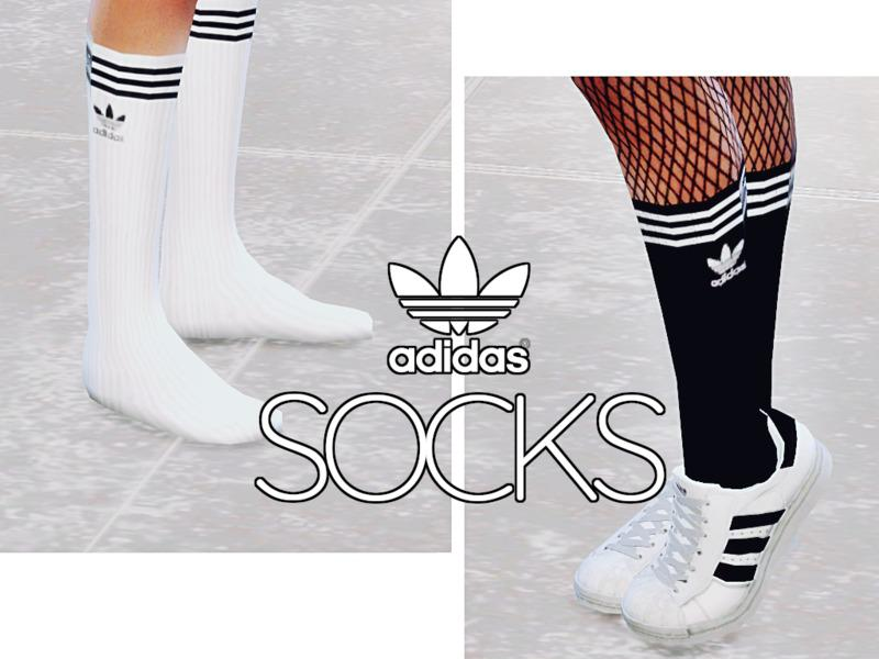 Adidas Calf Length Socks