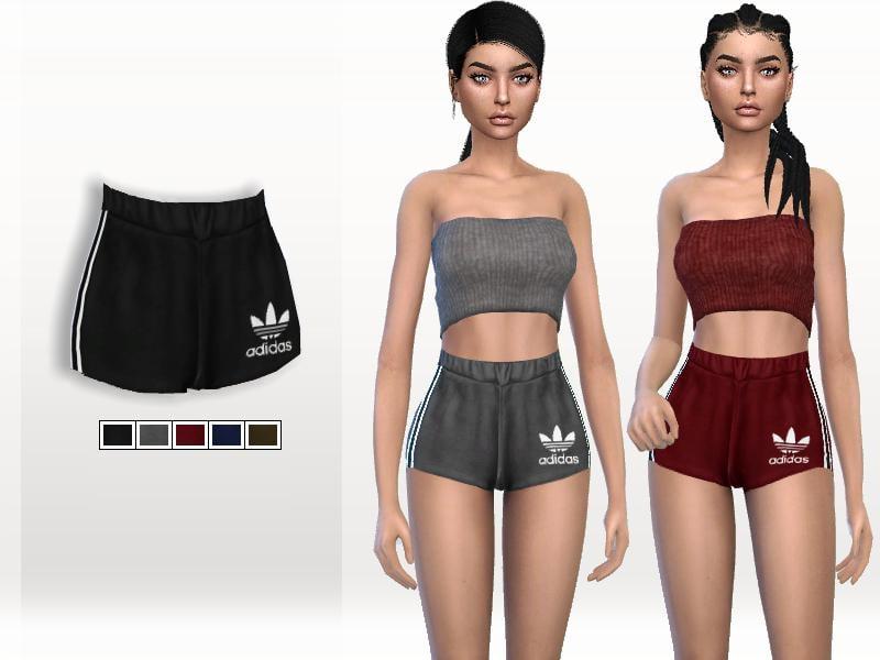 Adidas Sporty Shorts