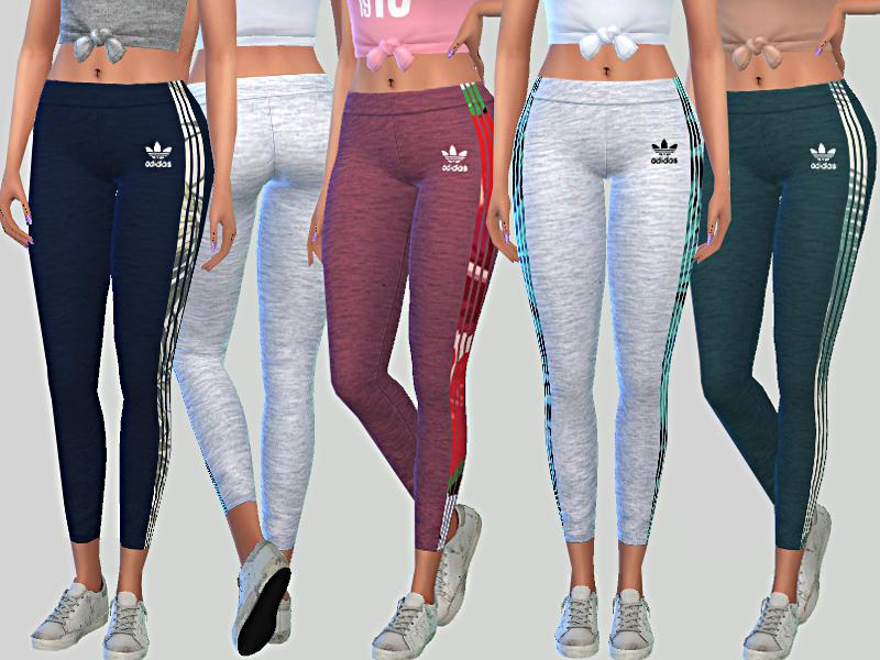 Adidas Summer Leggings 05