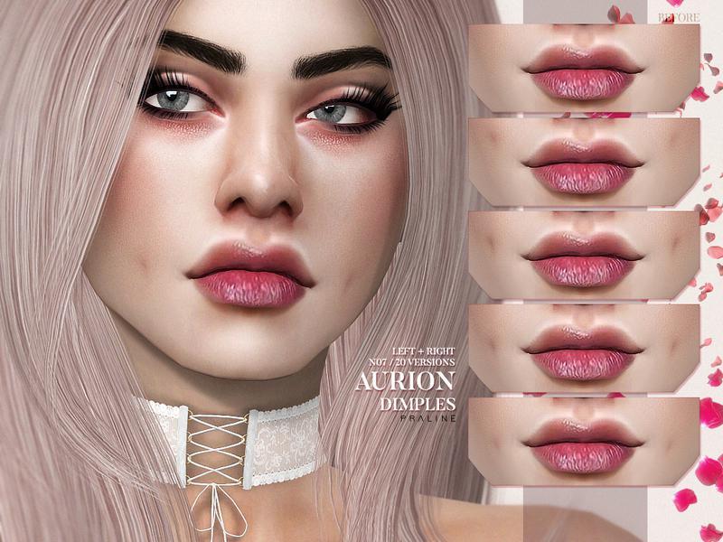 Aurion Dimples N07