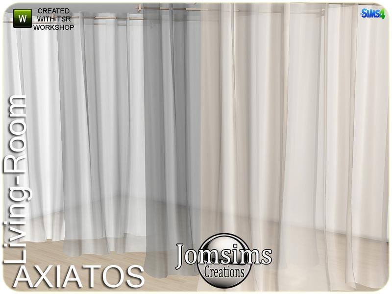 axiatos curtains deco