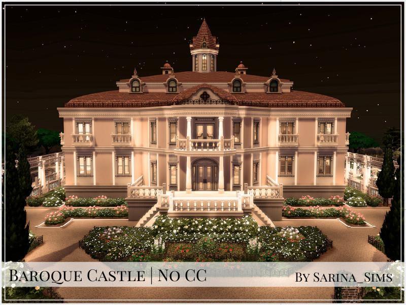 Baroque Castle - No CC