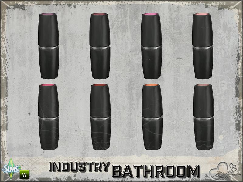 Bathroom Industry Cosmetics Lipstick close