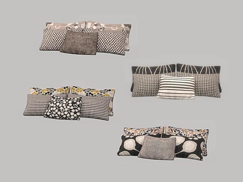 Bedroom Lynn - Pillows