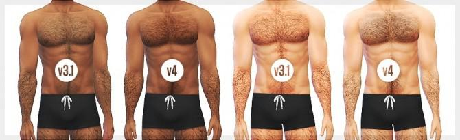 Five Awesome Body Hair Ideas Snootysims