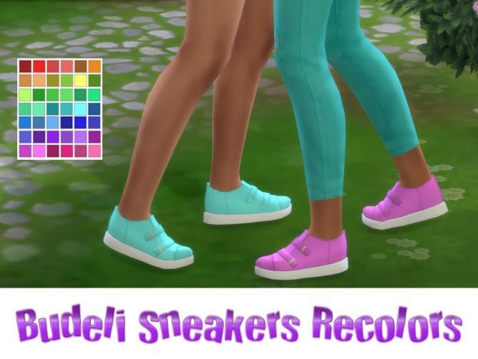 Budeli Sneakers