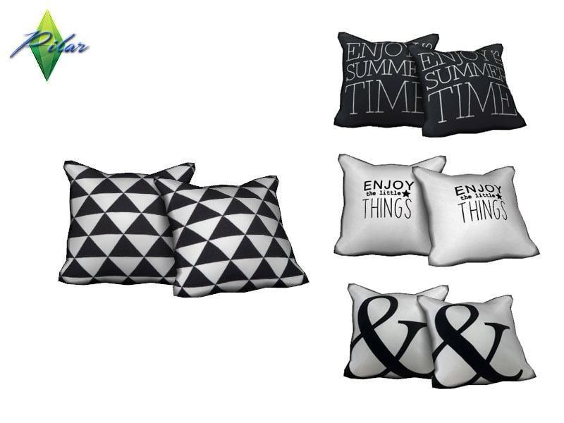 Calligraphik Pillows B
