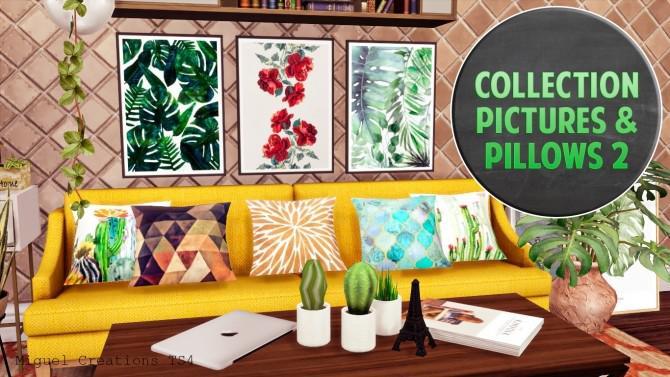Colleciton Pictures & Pillows 2