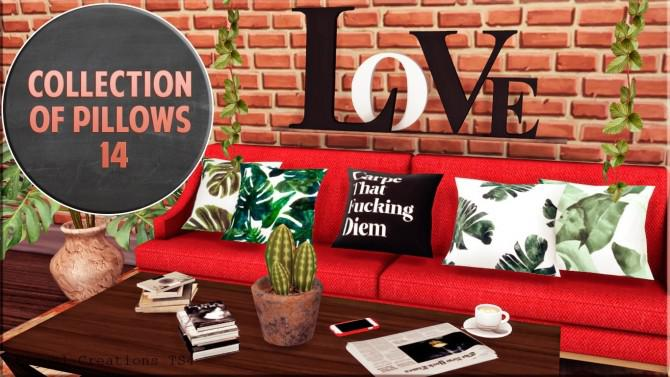Collection of Pillows 14