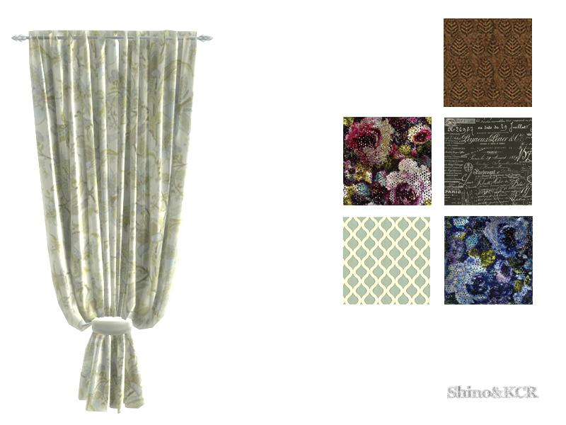 Curtains and Canopy's - Curtain Solid prints