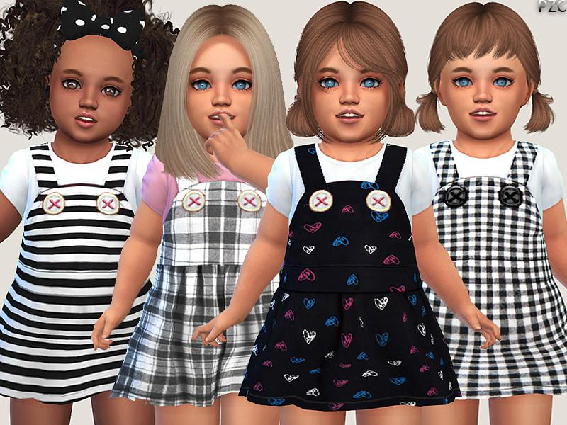 Cute Toddler Dresses Collection 02