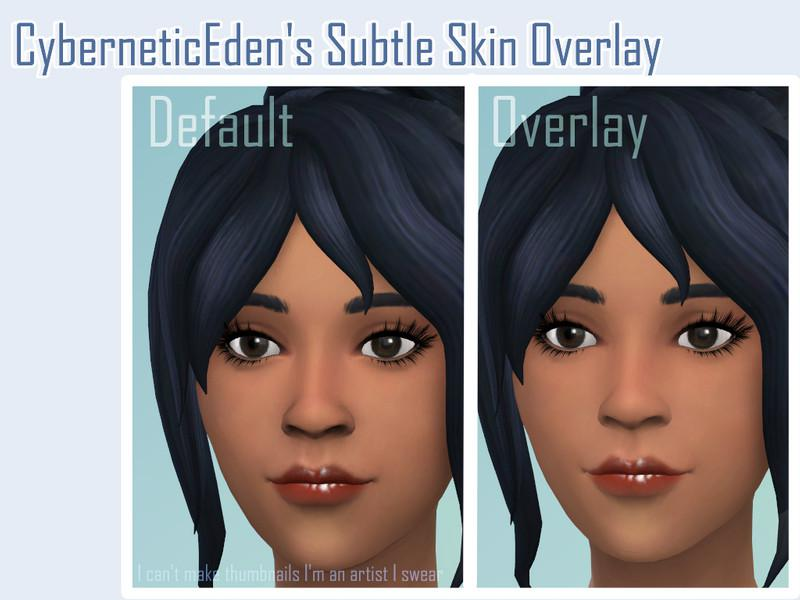 CyberneticEden's Subtle Face Overlay v1