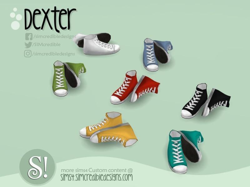 Dexter Sneakers - messy