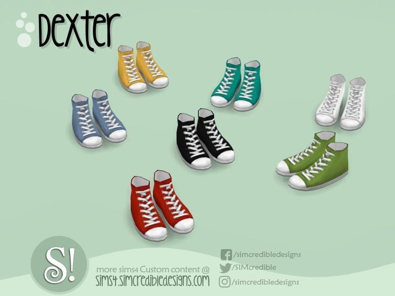 Dexter Sneakers