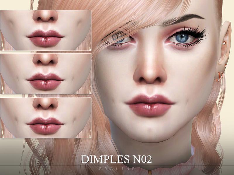 Dimples N02