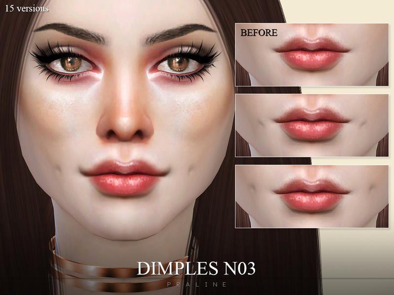 Dimples N03