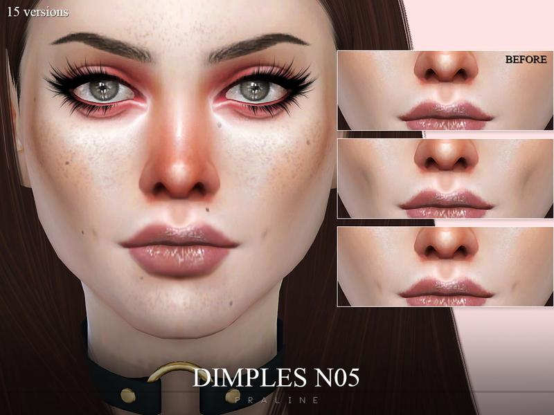 Dimples N05