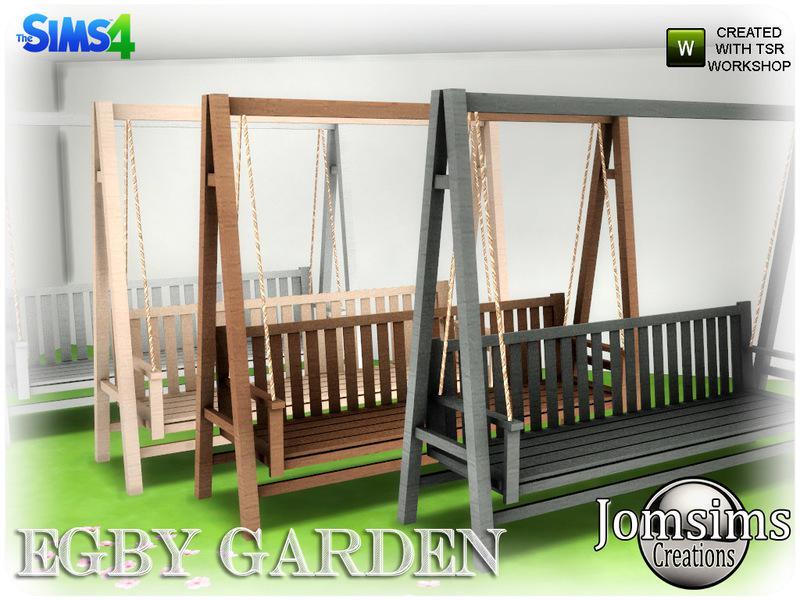 egby garden sofa
