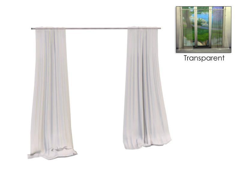 Emerson Sheer Curtains