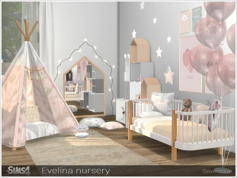 Evelina nursery
