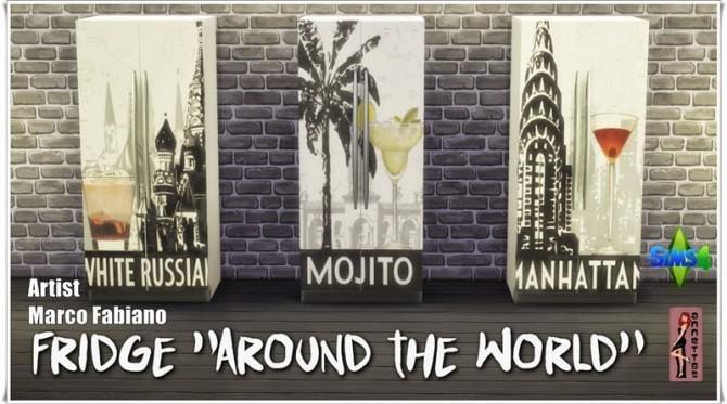 Fridge Around the World