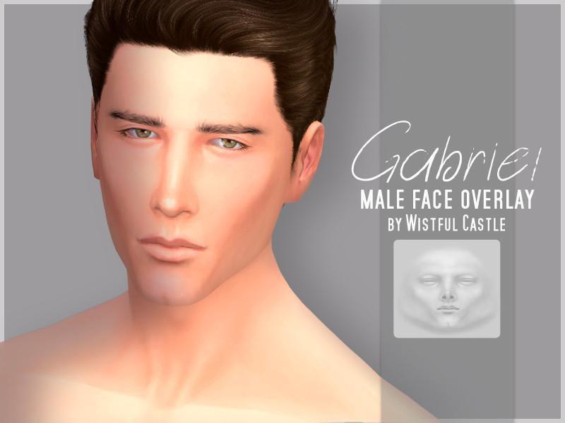 Gabriel - face overlay