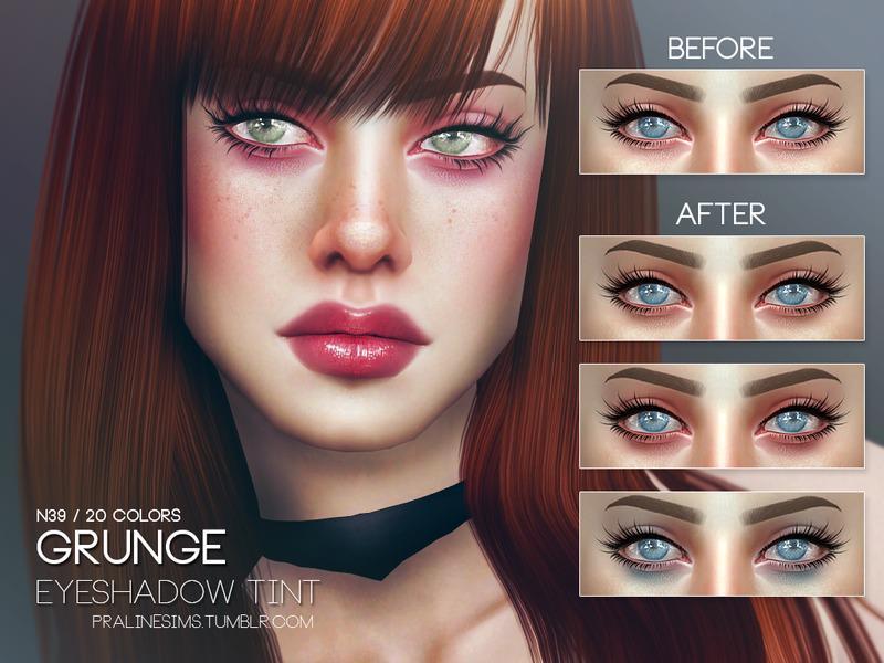 Grunge Eyeshadow Tint N39