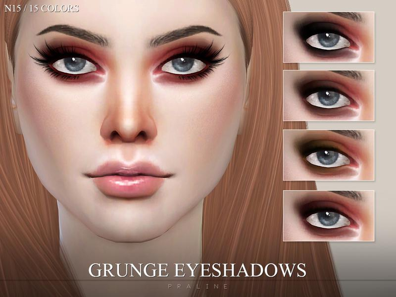 Grunge Eyeshadows N15