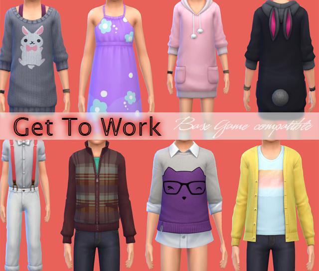 clothes mod