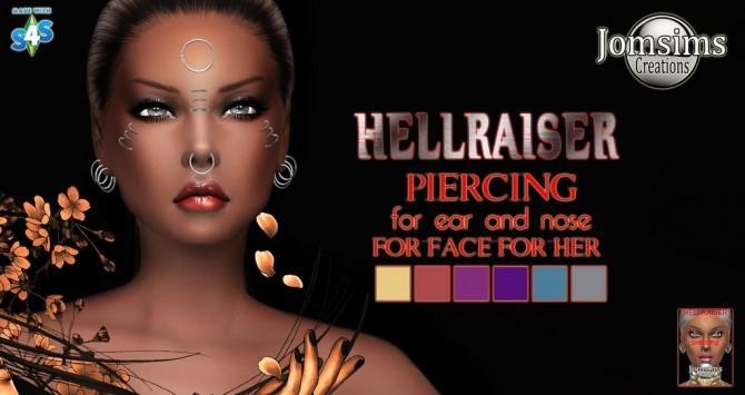 piercing set