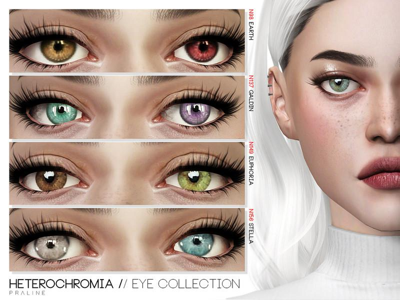 Heterochromia // Eye Collection