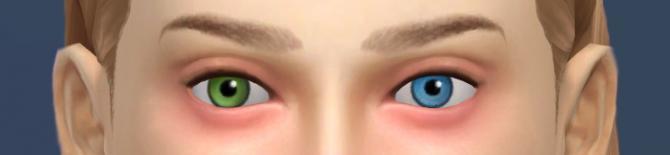 eyes mod