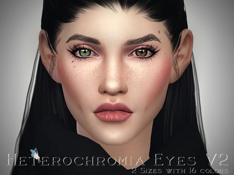 Heterochromia Eyes V2