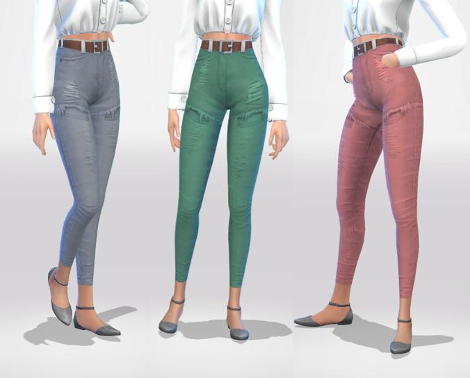 jeans mod